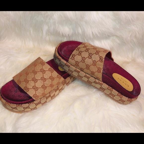 Gucci Shoes | Gucci Angelina Platform